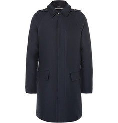 A.P.C. Cotton-Gabardine Hooded Trench Coat