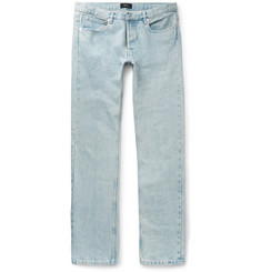 A.P.C. Petit New Standard Slim-Fit Bleached Denim Jeans