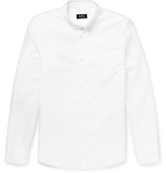 A.P.C. - Slim-Fit Cotton Oxford Shirt
