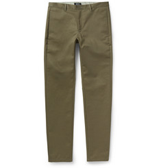 A.P.C. - Slim-Fit Cotton Chinos