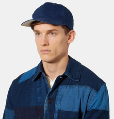 Blue Blue Japan - Indigo-Dyed Cotton Baseball Cap