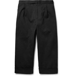 J.W.Anderson Wide-Leg Cotton-Blend Twill Trousers