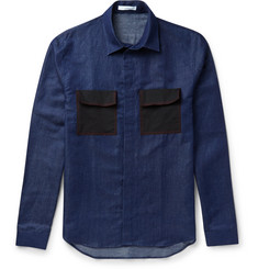 J.W.Anderson - Contrast Pocket Denim Shirt