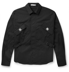 J.W.Anderson - Belted Cotton-Blend Shirt
