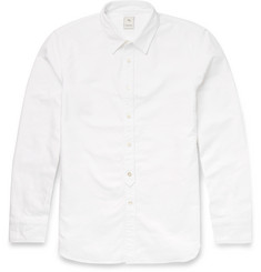 Kics Document + Beams Slim-Fit Cotton Oxford Shirt