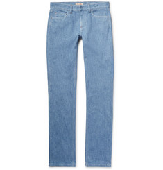 Loro Piana - Slim-Fit Stretch-Denim Jeans