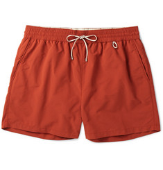 Loro Piana - Mid-Length Swim Shorts