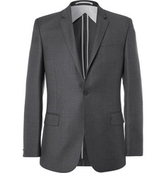 Kilgour - Charcoal Slim-Fit Super 110s Wool Suit Jacket
