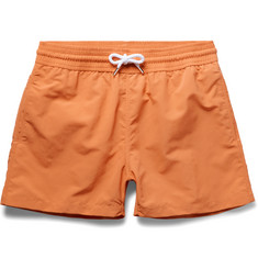 Frescobol Carioca - Short-Length Swim Shorts
