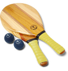 Frescobol Carioca - Transco Beach Bat and Ball Set