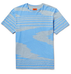 Missoni - Printed Cotton-Blend Jersey T-Shirt