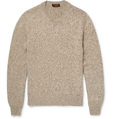 Tod's - Marled Cotton Sweater