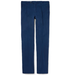 Tod's Slim-Fit Washed-Denim Trousers