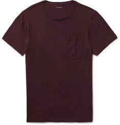 Club Monaco - Williams Garment-Dyed Cotton-Jersey T-Shirt