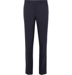 Club Monaco - Blue Grant Wool-Blend Suit Trousers