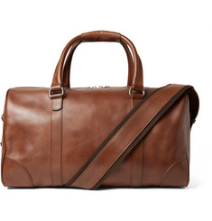 Maison Margiela - Distressed Leather Holdall