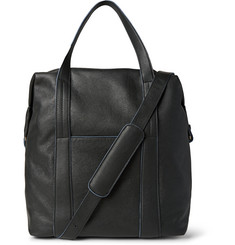 Maison Margiela - Full-Grain Leather Tote Bag