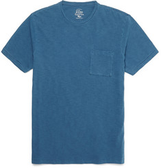 J.Crew Slim-Fit Garment-Dyed Cotton-Jersey T-Shirt
