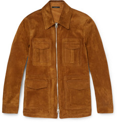 Tom Ford - Suede Field Jacket