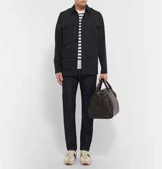 Tom Ford Slim-Fit Cotton-Twill Field Jacket
