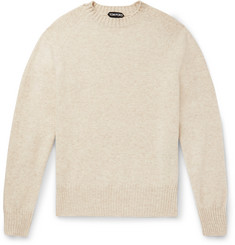 Tom Ford - Textured-Wool Sweater