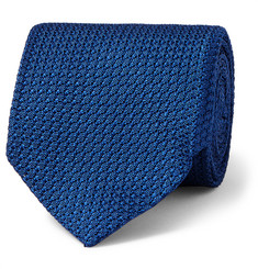 Tom Ford Basketweave Silk Tie