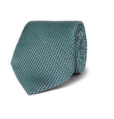 Tom Ford Silk-Jacquard Tie