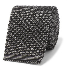Tom Ford - Knitted Wool and Silk-Blend Tie