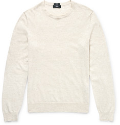 Hugo Boss - Spray-Dyed Cotton Sweater