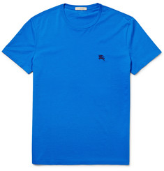 Burberry Brit Tunworth Slim-Fit Cotton-Jersey T-Shirt