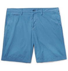 Burberry Brit Slim-Fit Washed-Cotton Shorts
