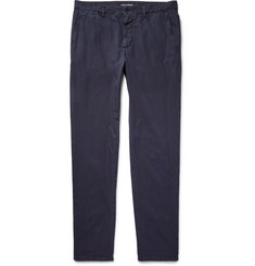 Dolce & Gabbana Slim-Fit Washed-Cotton Trousers