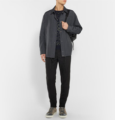 Lanvin Oversized Shell Coach Jacket