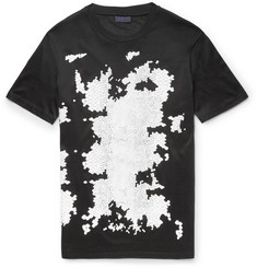 Lanvin Printed Cotton T-Shirt