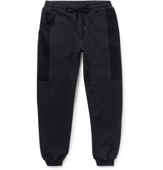 Casely-Hayford - Warfield Tapered Cotton-Blend Sweatpants