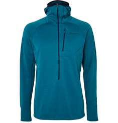 Patagonia R1 Polartec® Power Grid? Fleece-Back Jersey Hoodie