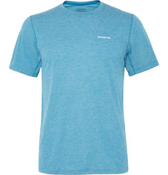 Patagonia - Nine Trails Mélange Jersey T-Shirt