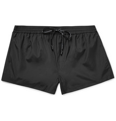 Dolce & Gabbana - Short-Length Swim Shorts