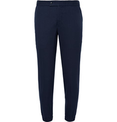 Tomorrowland - Tapered Cotton Trousers