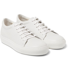 Acne Studios - Adrian Grained-Leather Sneakers