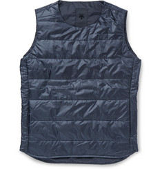 Descente H.C.S. Quilted Shell Down Gilet