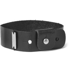 Saint Laurent Festival Leather Bracelet