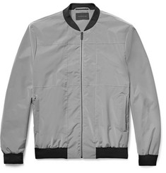 Christopher Kane Panelled Shell Bomber Jacket
