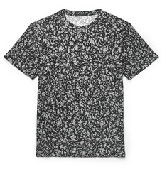 Christopher Kane Decay Printed Cotton-Jersey T-Shirt