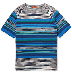 Missoni - Striped Cotton Sweater