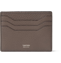 Tom Ford - Full-Grain Leather Cardholder