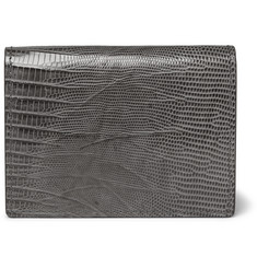 Tom Ford - Bifold Lizard Cardholder
