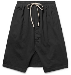 Rick Owens DRKSHDW Cotton Shorts