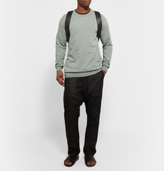 Rick Owens Fleece-Back Cotton-Jersey Sweatshirt