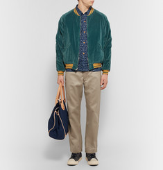 Visvim - Pastoral Wide-Leg Cotton-Twill Chinos